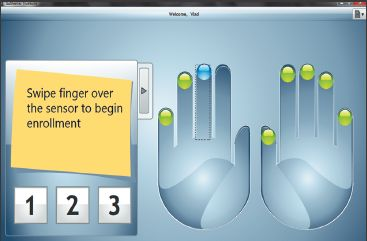Driver: Asus M50Vc Notebook AuthenTec Fingerprint
