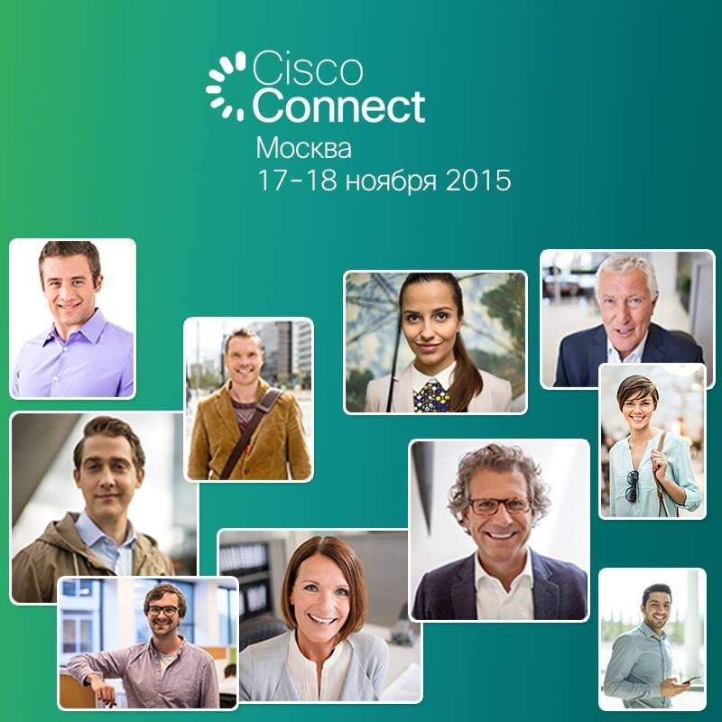Cisco Connect 2015