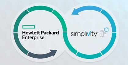 Hewlett Packard Enterprise покупает SimpliVity