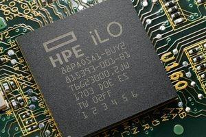 HPE с iLO 5.0