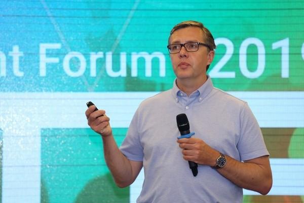 ITMF 2019: Создаем ценности вместе