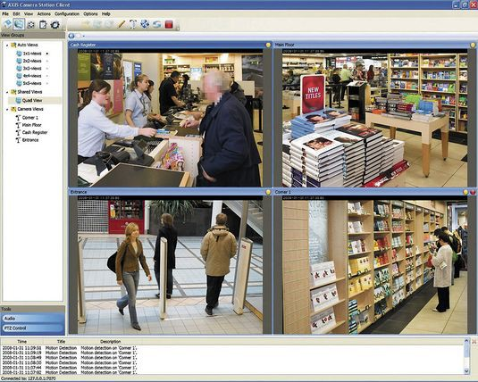 Axis and ITV Retail Solution
