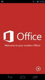 Office Mobile для телефонов Android