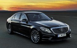 Mercedes-Benz S500 Intelligent Drive Research Vehicle