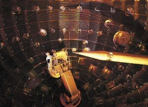 Лазер National Ignition Facility