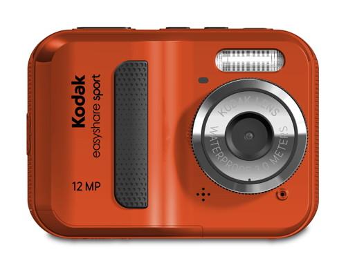 Kodak EasyShare Sport  - спортивное ныряние