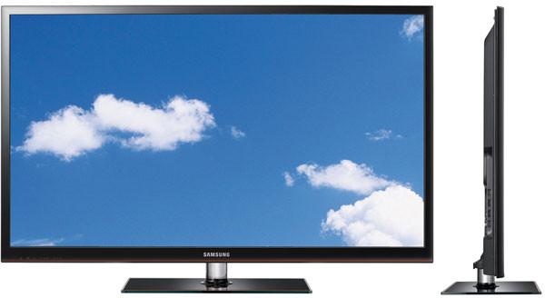 Обзор телевизора Samsung PS51D490 - доступное 3D