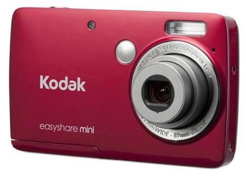 Обзор Kodak M200 - камера размером с кредитку