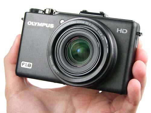 Обзор Olympus XZ-1 - отличный компакт с хорошими возможностями