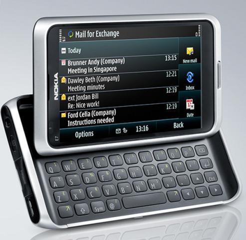 Блиц-обзор смартфона Nokia E7