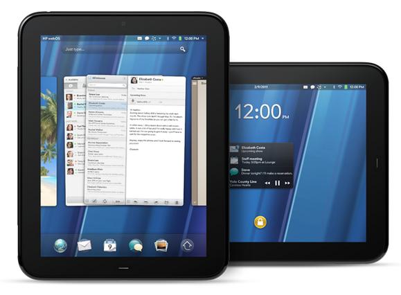 HP TouchPad - недооцененный