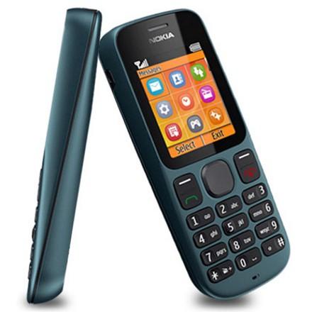 Nokia 100 и 101 - два самых доступных телефона