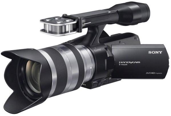 Новые цифровые камеры от Sony – NEX-5N, NEX-7, A77, A65 и NEX-VG20