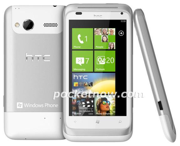 HTC Vigor и HTC Omega готовятся к анонсу