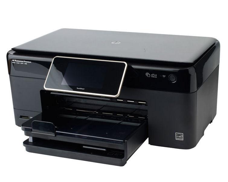 Блиц-обзор МФУ HP Photosmart Premium C310