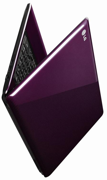 Ну очень стильные ноутбуки LG Aurora