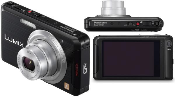 Новая коллекция фотокамер Panasonic - с WiFi и супер-зумом