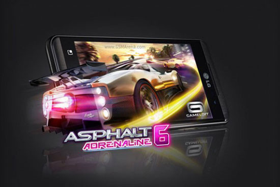 LG подарит нам много 3D-игр