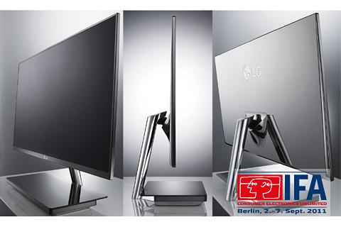 На выставке IFA LG покажет два супер-монитора