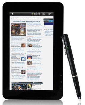 Электронная ручка для продвинутых учеников
