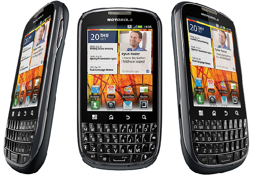 Motorola Pro+ - новый Android-клавиатурник