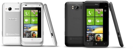 HTC Titan и Radar, а также Mozart на платформе Windows Phone Mango скоро в России!