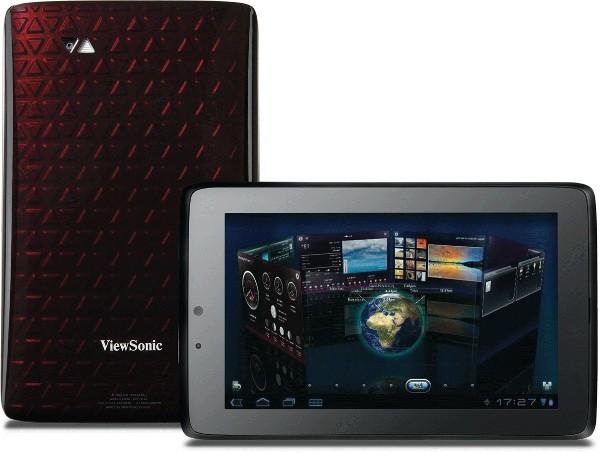 ViewSonic представил три новых планшета
