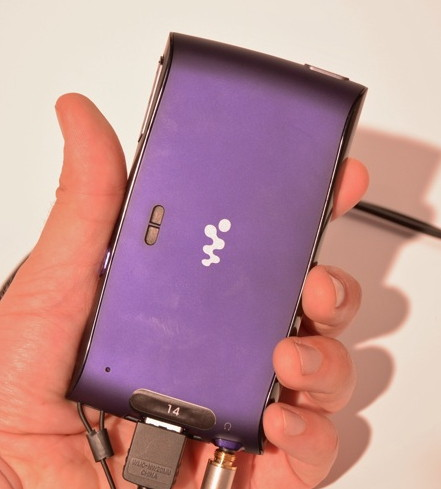 Продемонстрирован прототип Android-плеера линейки Walkman