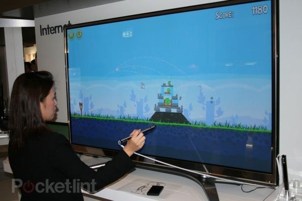 LG PenTouch – плазменный телевизор со стилусом