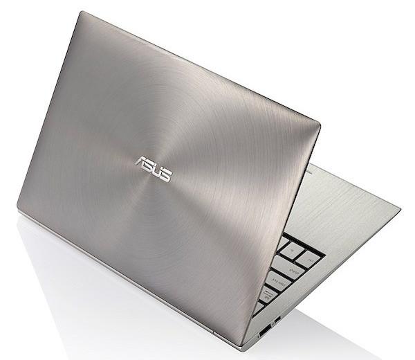 ASUS UX21 - еще один ультрабук