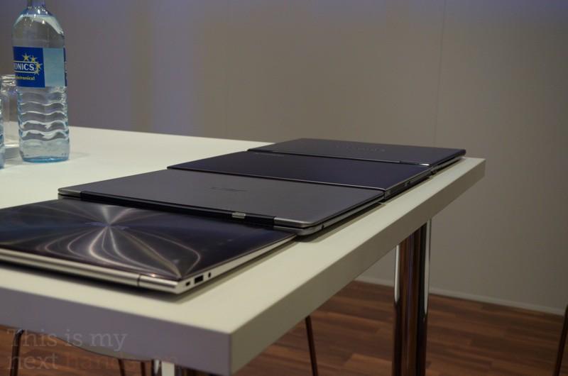 Ультрабуки Acer Aspire S3, Lenovo IdeaPad U300s, Toshiba Portege Z830 и ASUS UX21 - семейный портрет