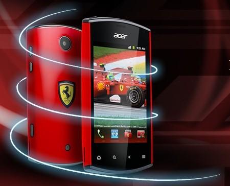 Два новых смартфона от Acer