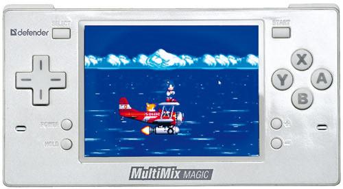 Обзор приставки Defender MultiMix Magic - вспомни Dendy, вспомни детство!