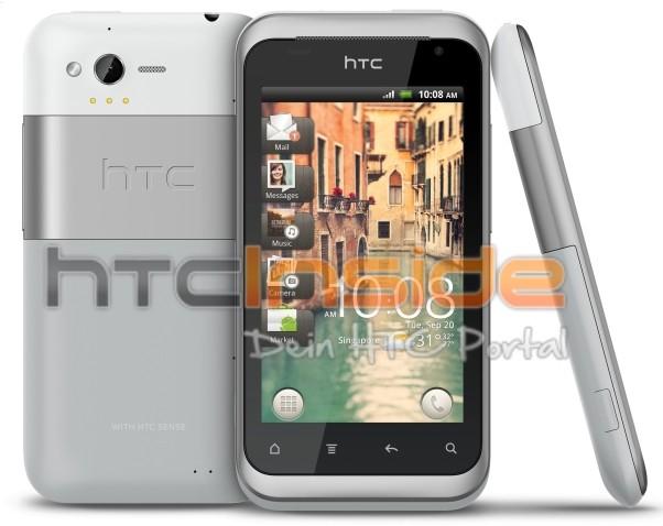 Женский смартфон от HTC какой-то совсем не женский с виду