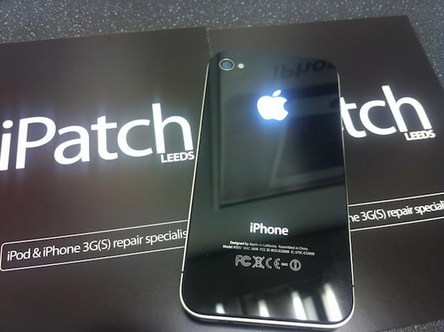 Светящееся яблочко на айфоне? Реально!