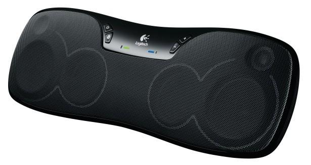 Logitech Wireless Boombox заставит ваш смартфон звучать по-новому