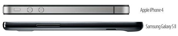 iPhone 4 по прежнему самый тонкий в мире смартфон