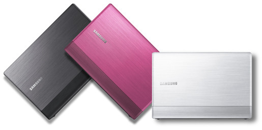 Ноутбуки с розовыми кнопками