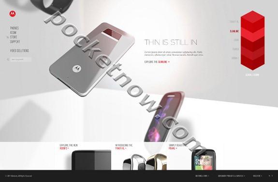 Motorola RAZR - восстание из...?