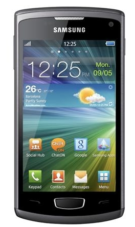 Samsung Wave 3 увидит свет в октябре