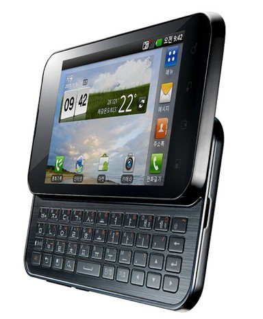 Optimus Q2 - QWERTY-слайдер от LG