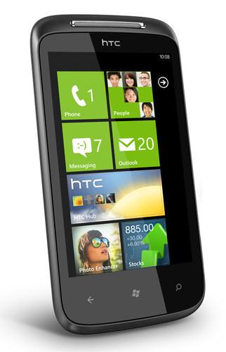Блиц-обзор HTC Mozart - первый WP7 в России
