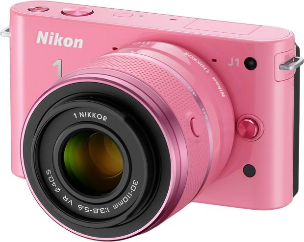 Nikon V1 и J1 - новые беззеркальные камеры со сменной оптикой
