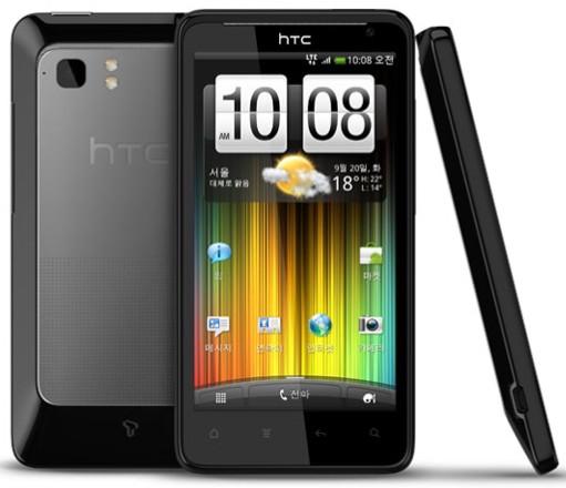 HTC Raider 4G с 4,5-дюймовым qHD экраном анонсирован в Корее