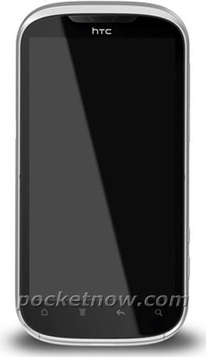 Неанонсированный HTC Ruby засветился на фото