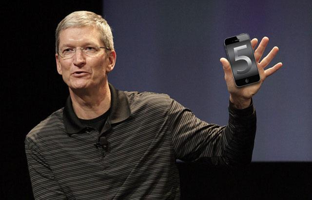 4 октября новый глава Apple представит следующее поколение iPhone