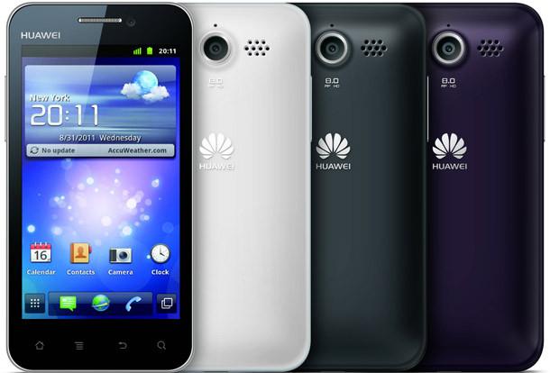 Huawei Honor - многообещающий Android-смартфон