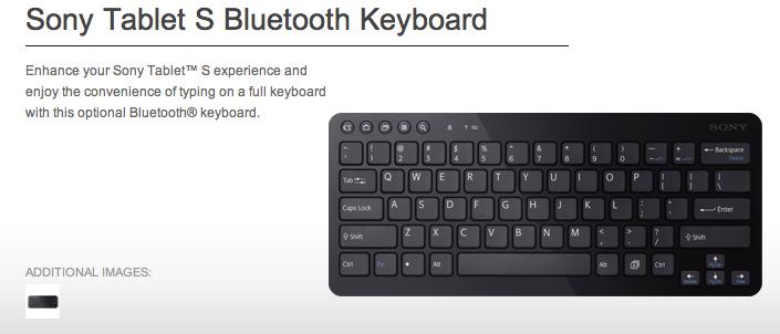 Планшетный компьютер от Sony - Tablet S - вышел в продажу в России