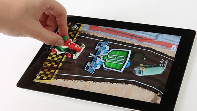 Новые диснеевские игрушки «дружат» с iPad
