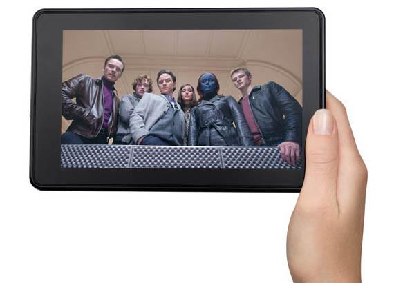 Amazon представляет новые модели ридеров Kindle и планшет Fire